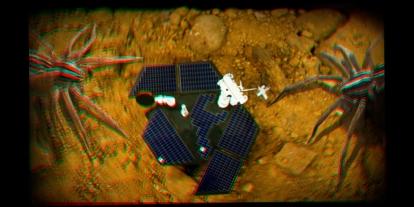 Mars 3 3D